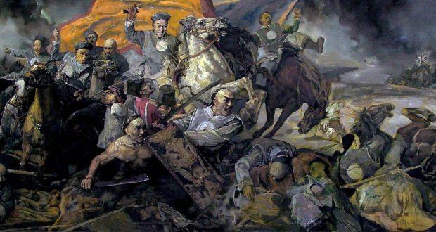 """الخديعة التاريخية : """"معركة هواوي"""" و """"حروب الافيون"""" - جورنال - جريدة  الكترونية"""